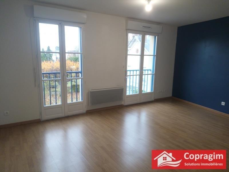 Rental apartment Montereau fault yonne 551€ CC - Picture 1