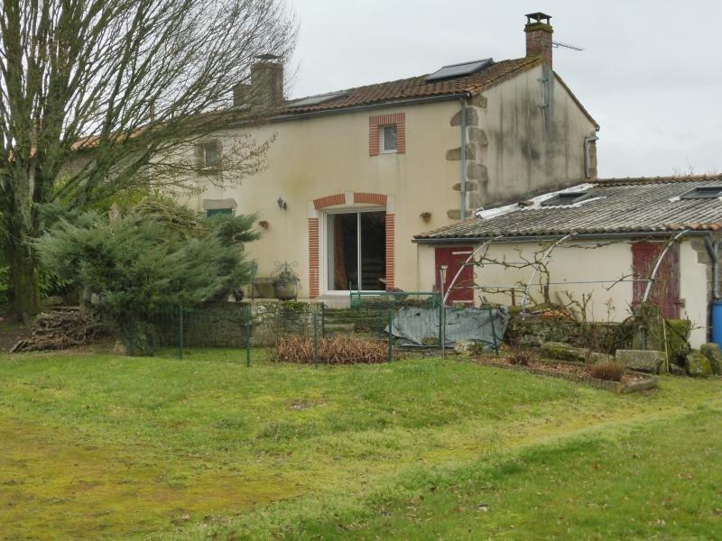 Vente maison / villa La bruffiere 215900€ - Photo 8