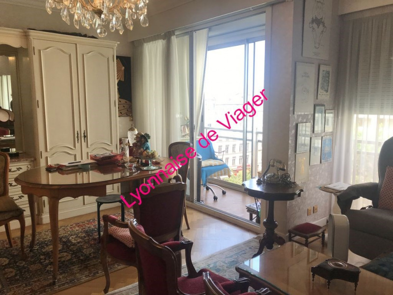 Viager appartement Lyon 3ème 173 000€ - Photo 2