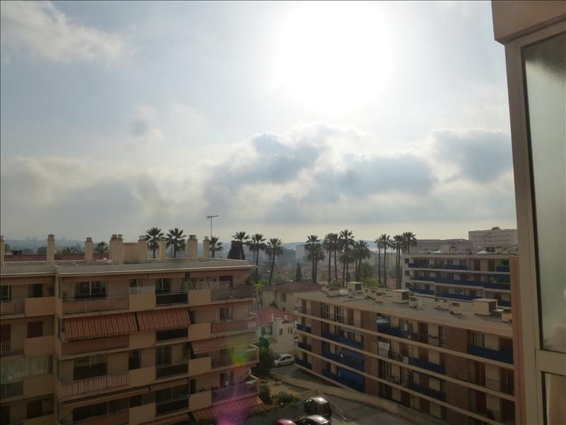 Vente appartement Le golfe juan 219 000€ - Photo 4