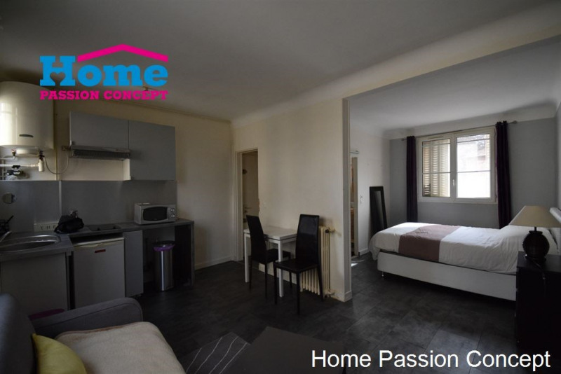 Rental apartment La garenne colombes 845€ CC - Picture 3