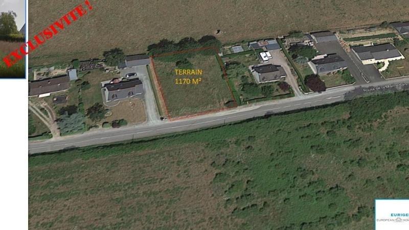 Vente terrain Le gavre 60000€ - Photo 2