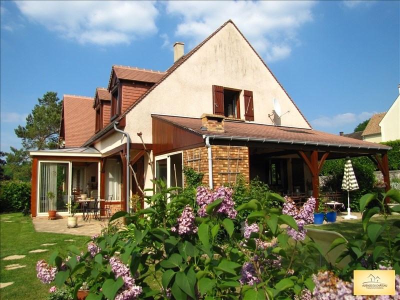 Sale house / villa Villette 368000€ - Picture 3
