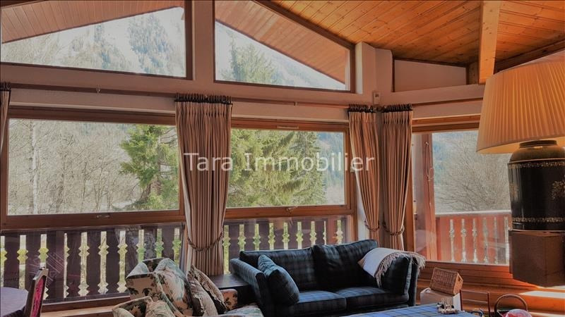 Deluxe sale apartment Chamonix mont blanc 1 100 000€ - Picture 5