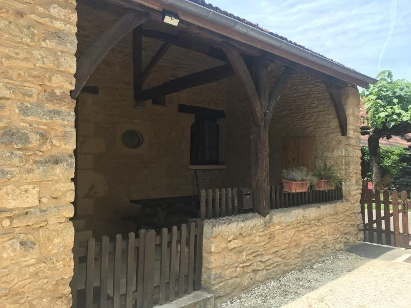 Sale house / villa Castels 129600€ - Picture 4