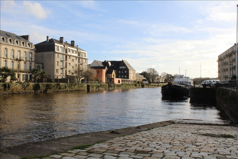 Sale apartment Quimper 91 800€ - Picture 1