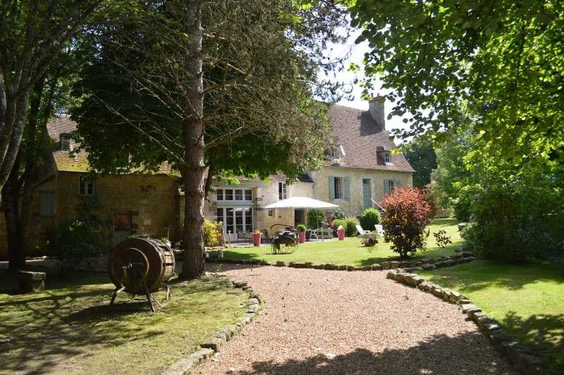 Venta  casa Beumont sur sarthe 252000€ - Fotografía 1