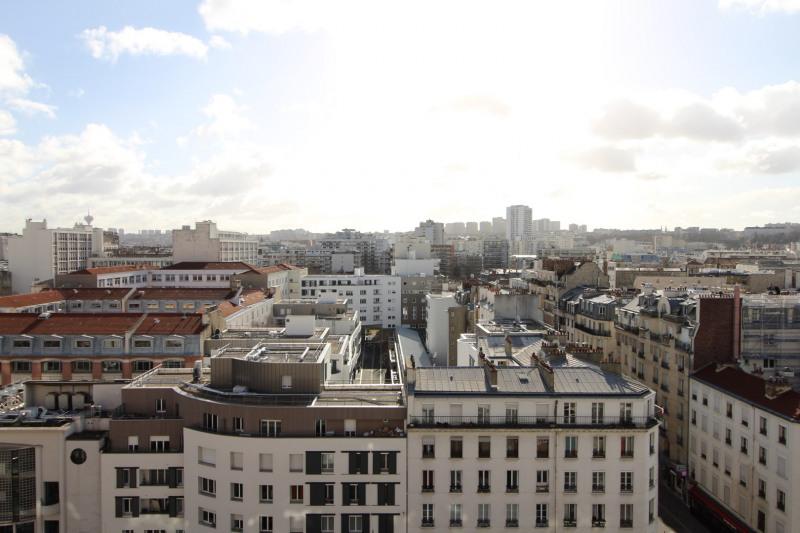 Venta  apartamento Paris 19ème 470250€ - Fotografía 2