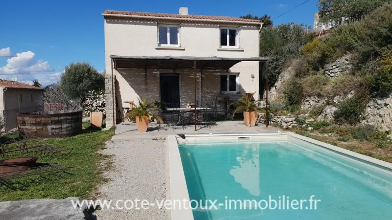 Vente maison / villa Vacqueyras 285 000€ - Photo 1