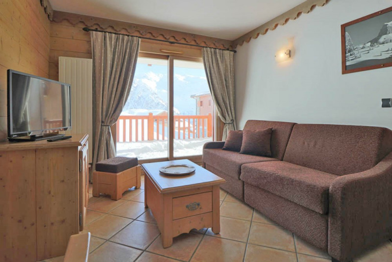Sale apartment La rosière 150 000€ - Picture 4