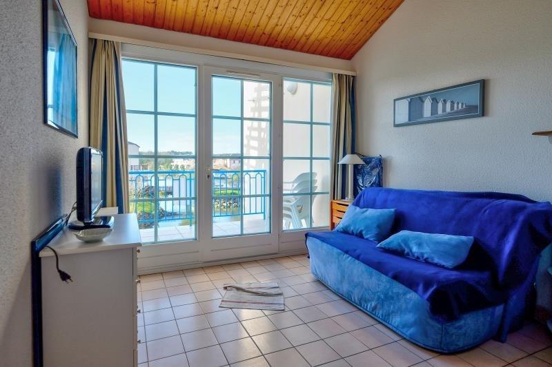 Revenda apartamento Talmont st hilaire 61000€ - Fotografia 5