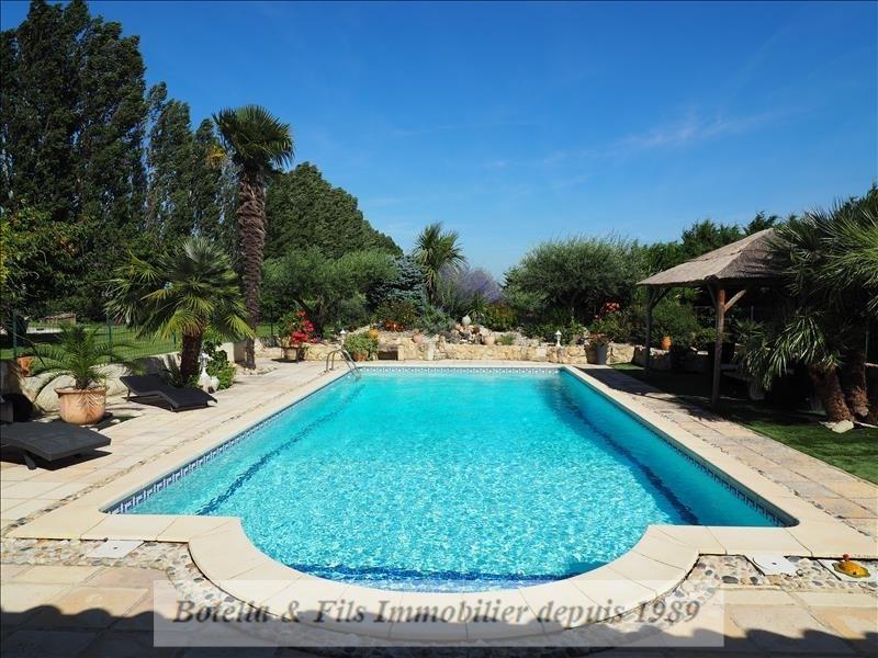 Immobile residenziali di prestigio casa Pont st esprit 558000€ - Fotografia 7