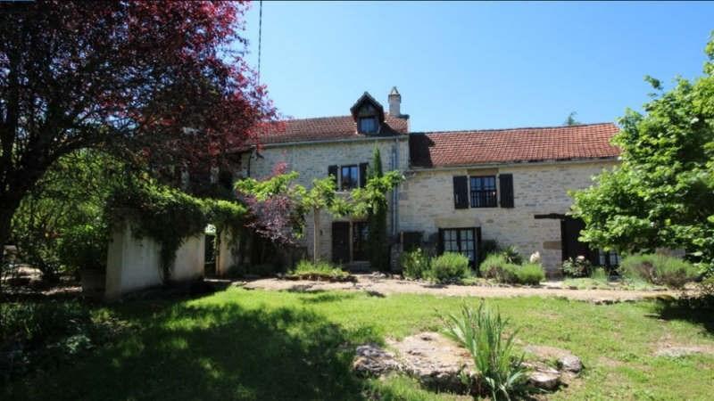 Deluxe sale house / villa Loze 435000€ - Picture 1