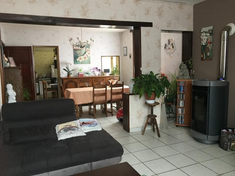Sale house / villa Oignies 137000€ - Picture 2