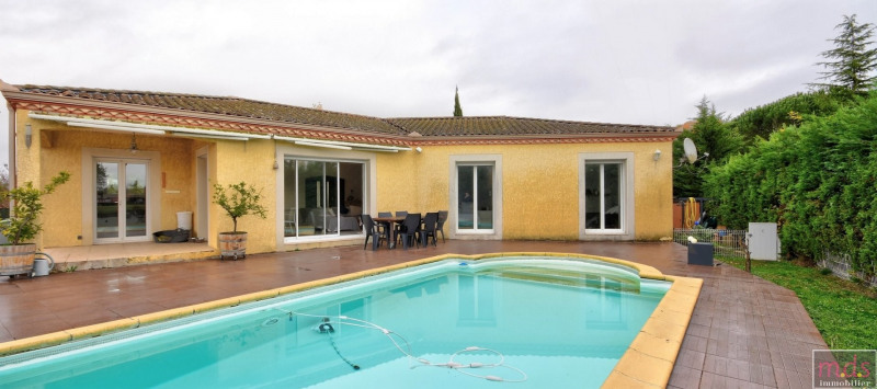 Sale house / villa Saint-jean 473 000€ - Picture 1