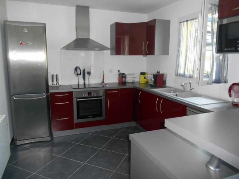 Venta  casa Crevecoeur le grand 254000€ - Fotografía 4