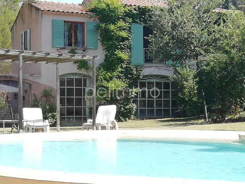 Deluxe sale house / villa Rognes 1 260 000€ - Picture 2
