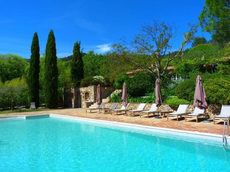 Verkauf von luxusobjekt haus Callas 1785000€ - Fotografie 1