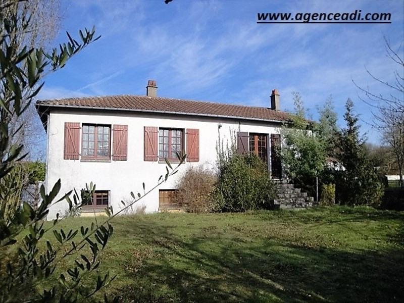 Vente maison / villa Thorigne 161200€ - Photo 1