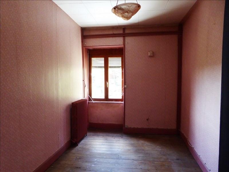 Vente maison / villa Luzinay 262000€ - Photo 8