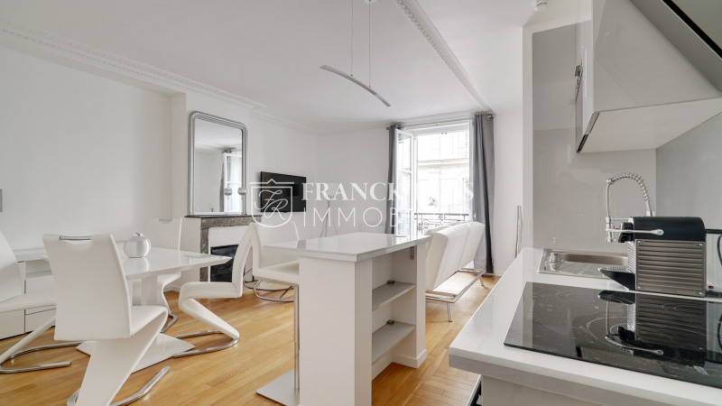 Rental apartment Paris 7ème 2 500€ CC - Picture 3