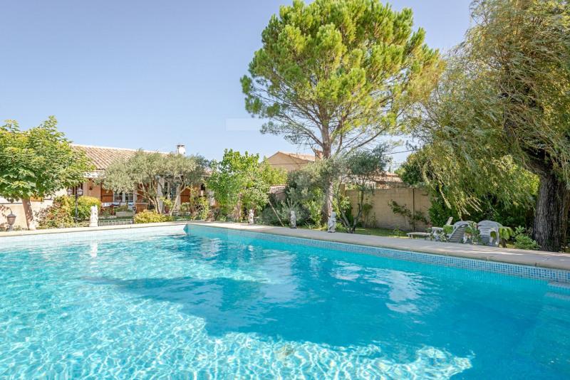 Vente maison / villa Entraigues sur la sorgue 352000€ - Photo 1