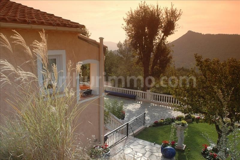 Vente maison / villa Bagnols en foret 440000€ - Photo 5