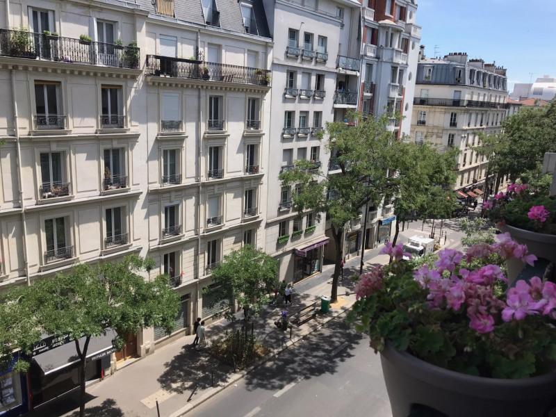 Sale apartment Paris 20ème 597000€ - Picture 2