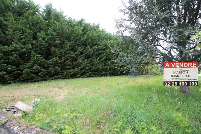 Vente terrain Commequiers 58 200€ - Photo 2
