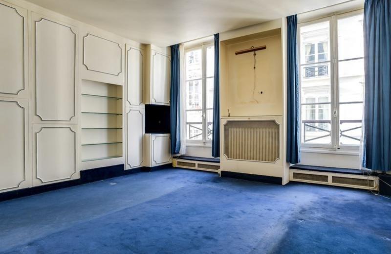 Vente de prestige appartement Paris 8ème 1230000€ - Photo 1