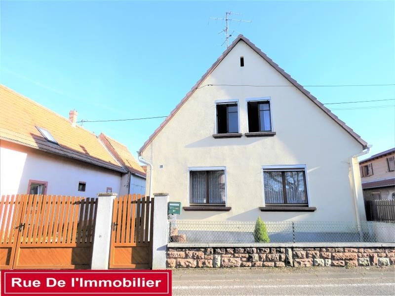 Vente maison / villa Schweighouse sur moder 215000€ - Photo 4