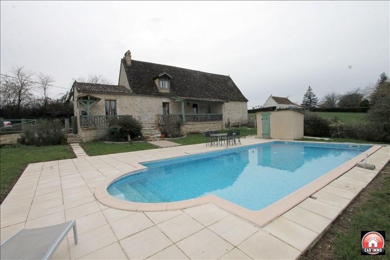 Sale house / villa Faux 234000€ - Picture 1