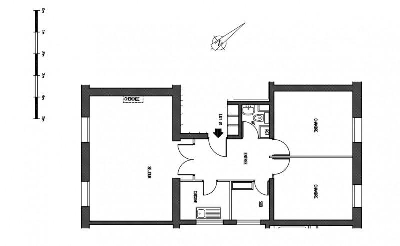 Location appartement Paris 19ème 2150€ CC - Photo 8