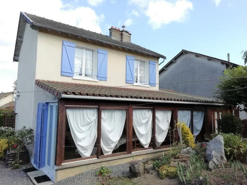 Sale house / villa Nexon 117700€ - Picture 2