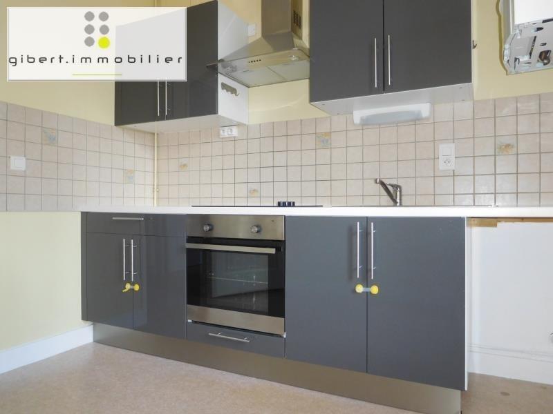 Rental apartment Le puy en velay 598,79€ CC - Picture 1