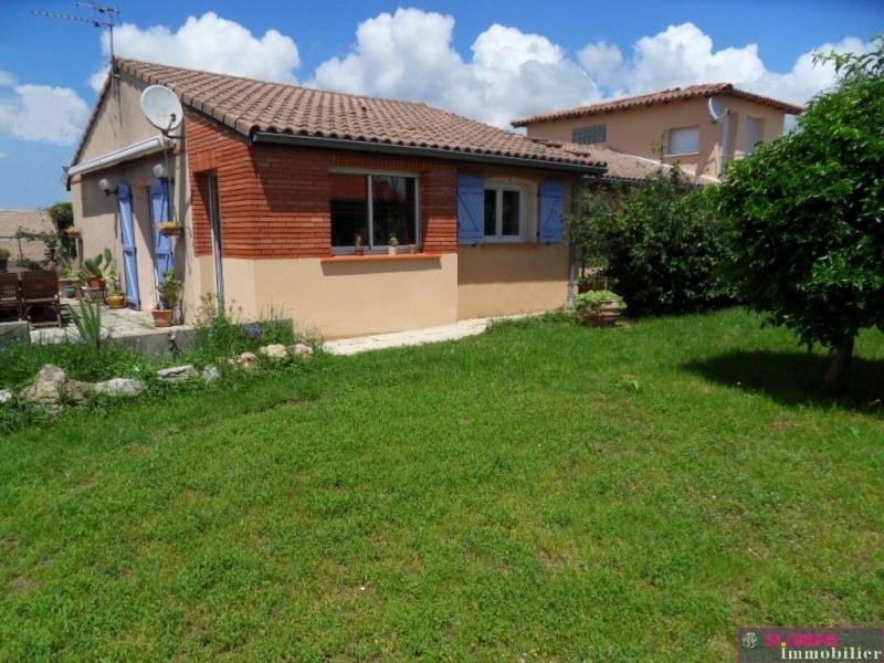 Vente maison / villa Quint fonsegrives 492000€ - Photo 8