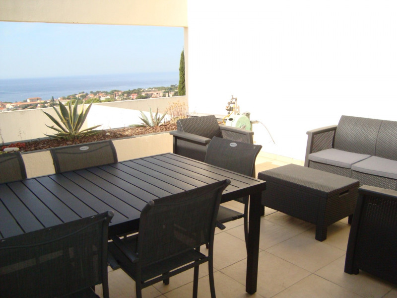 Vacation rental apartment Bandol 525€ - Picture 2