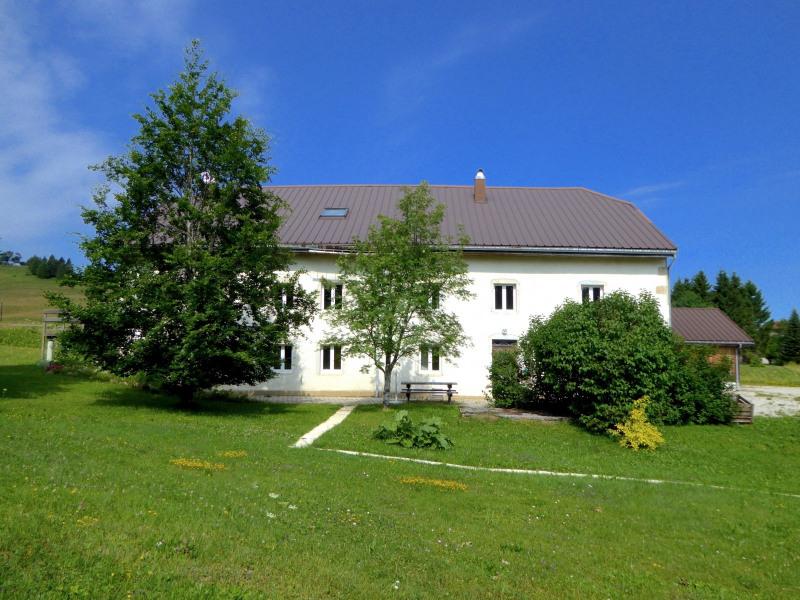 Sale house / villa Lajoux 400000€ - Picture 1