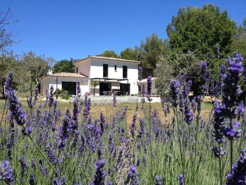 Verkoop van prestige  huis Ventabren 890000€ - Foto 9