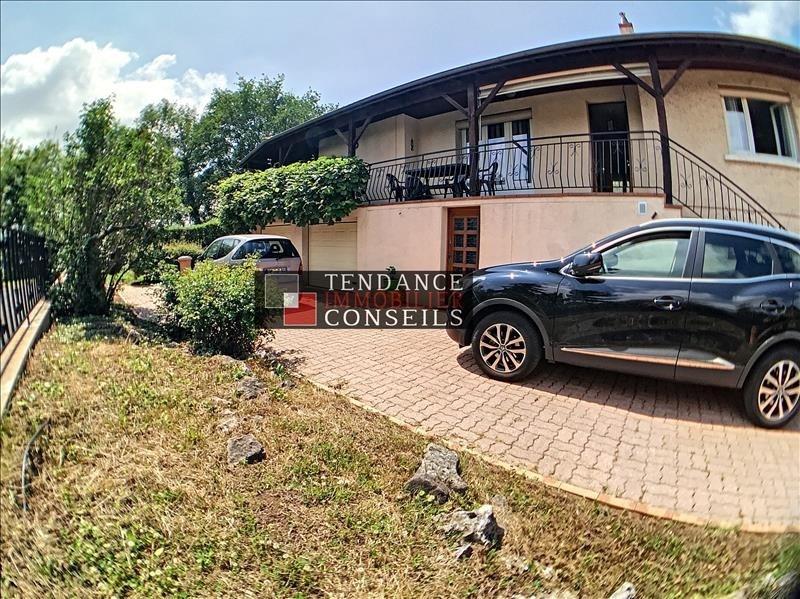 Vente maison / villa Villefranche /saone 309000€ - Photo 9