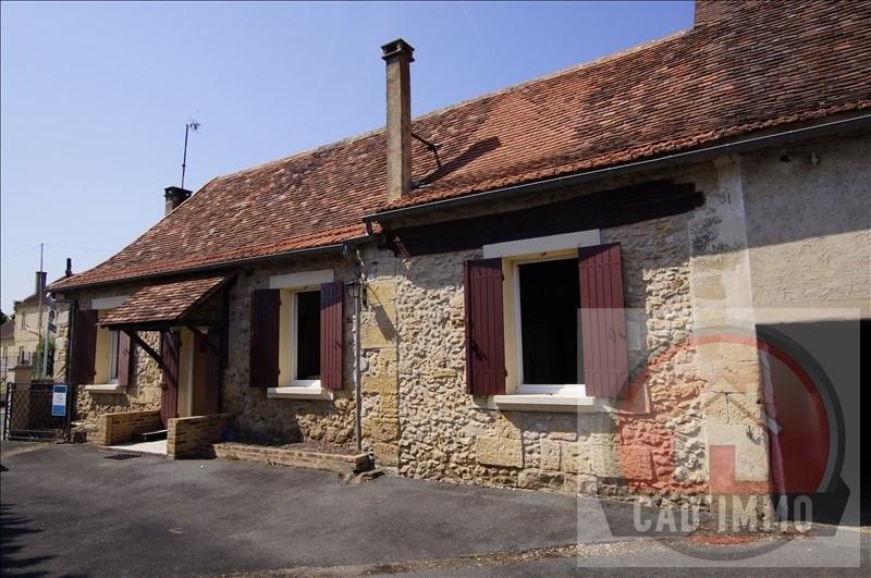 Sale house / villa St germain et mons 144750€ - Picture 2