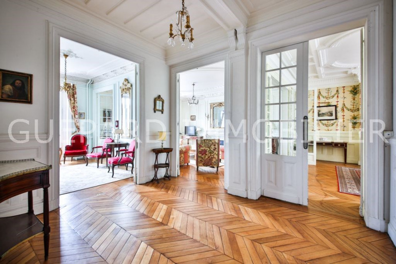 Vente de prestige appartement Paris 16ème 3 220 000€ - Photo 1
