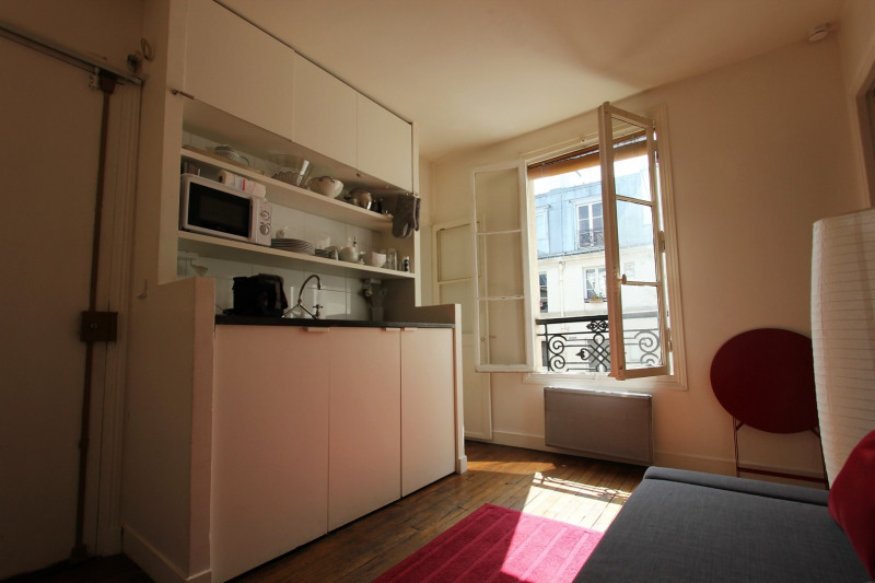 Location appartement Paris 3ème 950€ CC - Photo 1