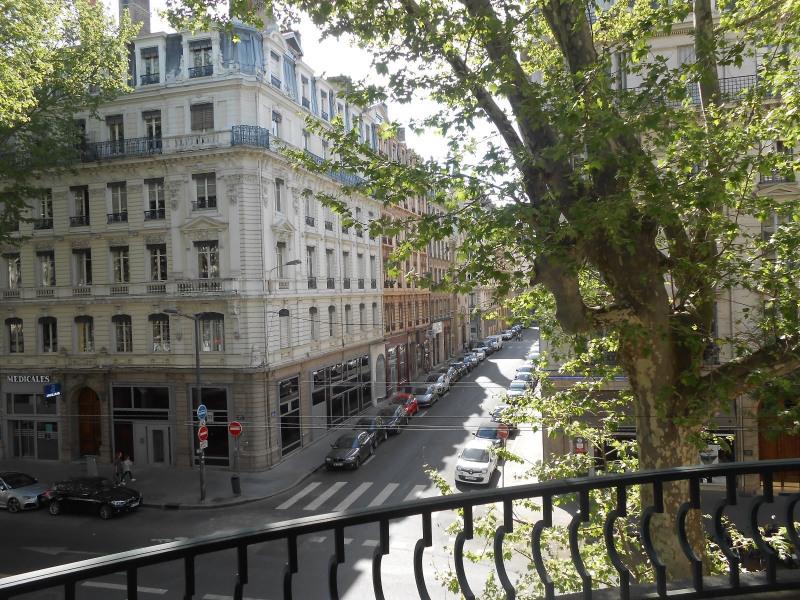 Vente de prestige appartement Lyon 6ème 670000€ - Photo 1