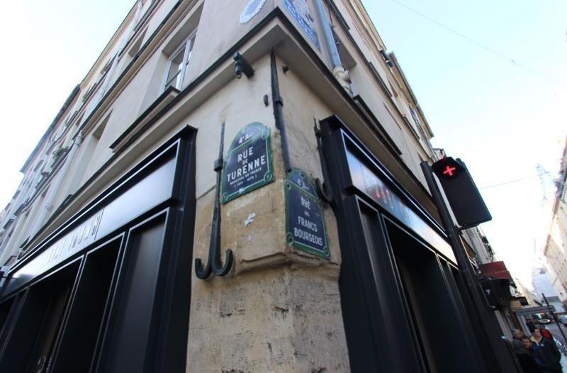 Vente appartement Paris 3ème 990000€ - Photo 1