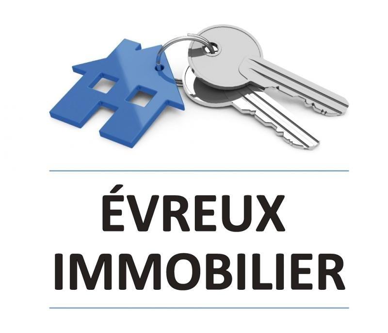 Vente maison / villa Evreux 118000€ - Photo 1