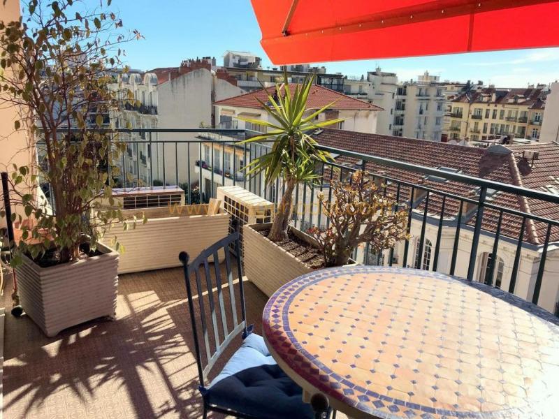 Vendita nell' vitalizio di vita appartamento Nice 67500€ - Fotografia 1