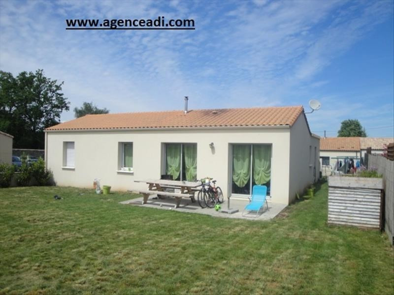 Vente maison / villa La creche 155800€ - Photo 1