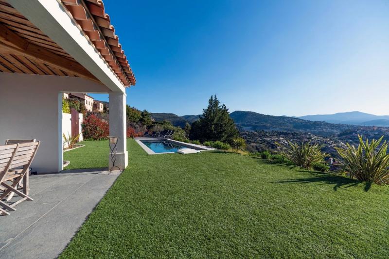 Vente de prestige maison / villa Falicon 1197000€ - Photo 1