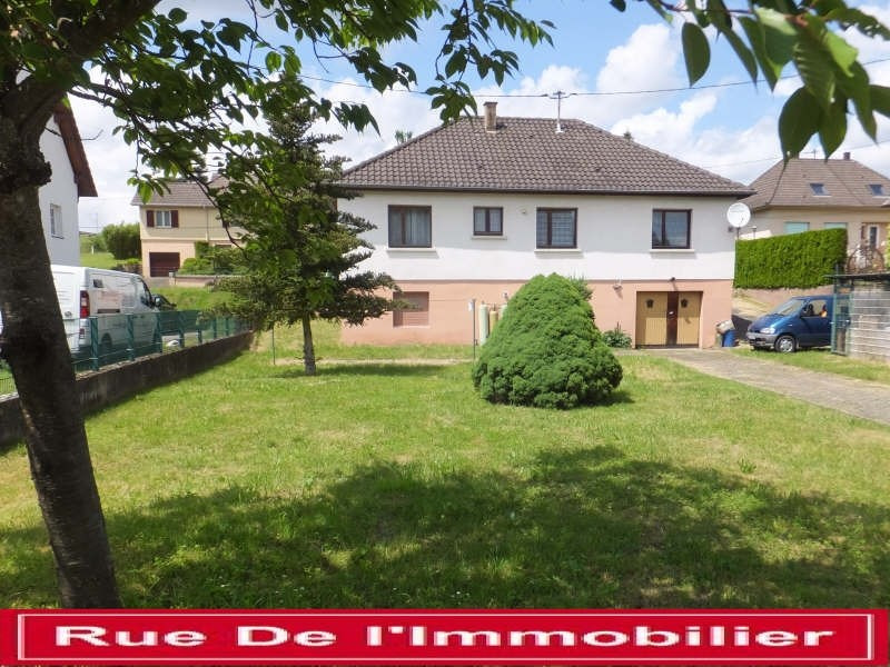 Sale house / villa Dambach 152900€ - Picture 1